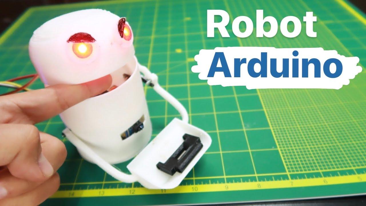 ROBOT ARDUINO Traga Monedas - ALLPCB