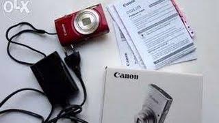 caméra canon IXUS 175