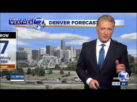 From spring-like weather to snow; changes coming to Colorado