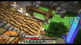 Minecraft Hobbelcraft City