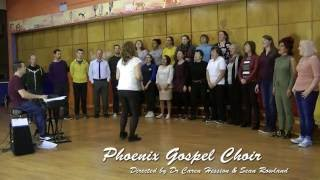 phoenix gospel choir love train