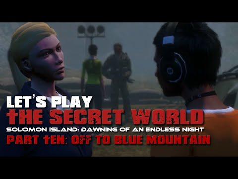 TSW: Solomon Island - Off to Blue Mountain (Season One, Episode Ten)