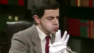 Library Sketch (Not seen on TV!) | Part 2 | Mr. Bean Official