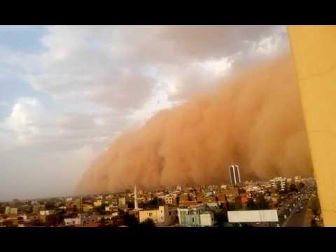Haboob Rolls into Khartoum, Sudan