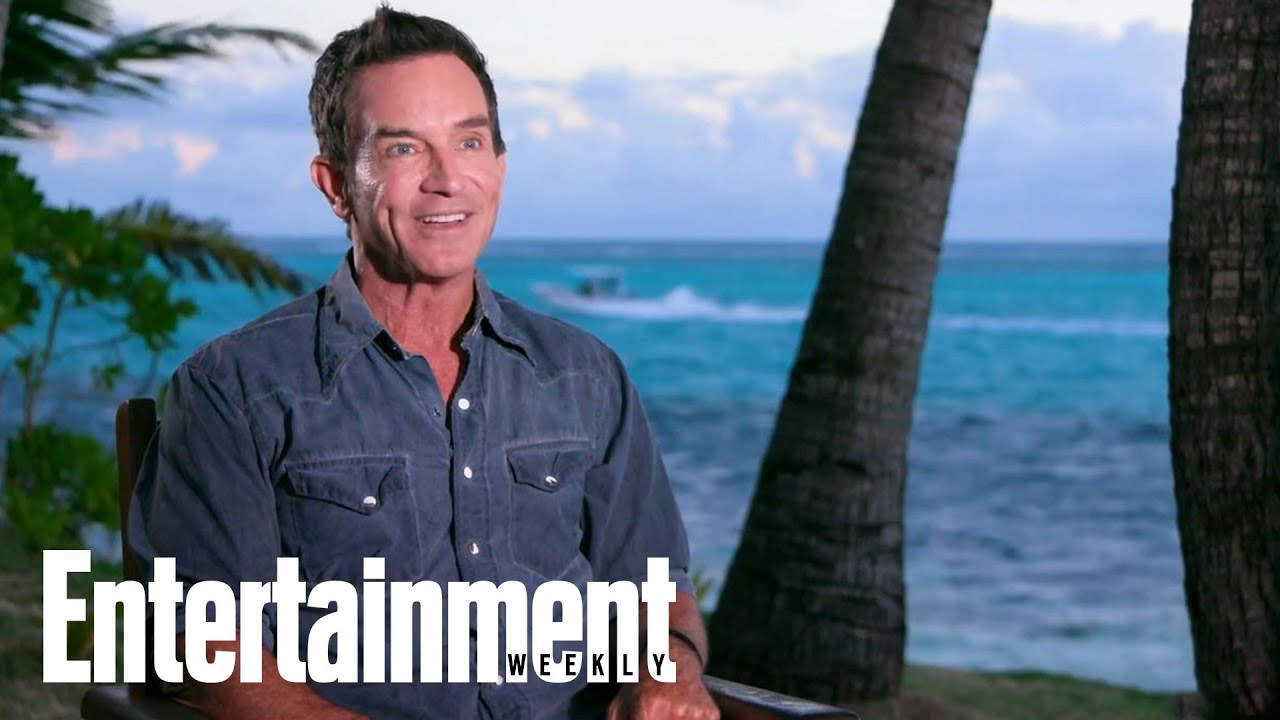 Jeff Probst On Advice He'd Want If He Was On 'Survivor: Island Of The Idols'