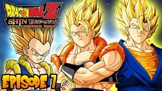 "Dragon Ball Z - Shin Budokai: Another Road - Episode 7 ""The Ultimate Fusion"""