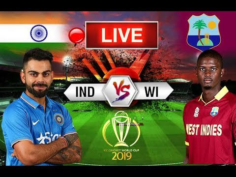 🔴[ LIVE ] India Vs West Indies World Cup 2019 Live Cricket Match || IND Vs WI Live Streaming
