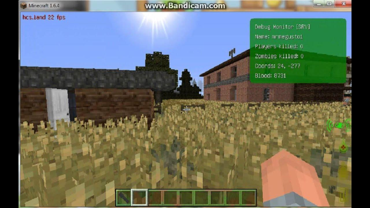 скачать карту армагидон майнкрафт для сервера дейзет 1.7.10 #8
