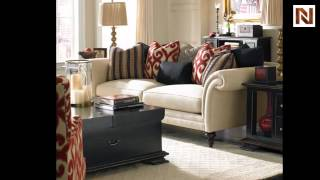 Bernhardt Westport Storage Cocktail Ottoman 504-028