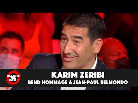 "Karim Zeribi : ""Jean-Paul Belmondo incarne la France qu'on aime"""