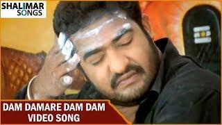 Dam Damare Dam Dam Video Song || Samba Movie || NTR Jr, Bhoomika, Genelia || Shalimar Songs