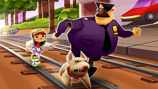 subway surfers arabia android gameplay 11