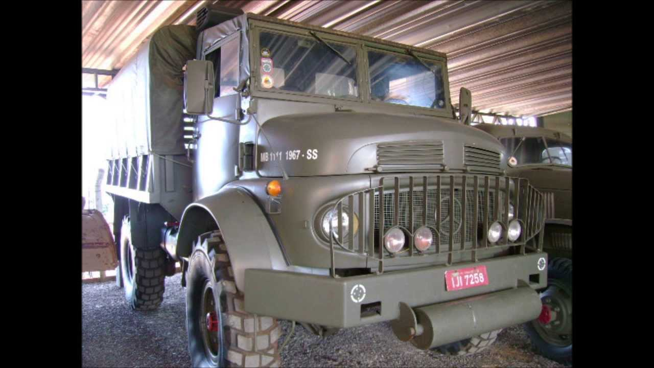 Caminhões militares antigos - FOTOS - YouTube
