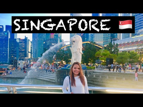 PINAY SOLO TRAVELLING IN SINGAPORE 2019 | PLACES TO VISIT IN SINGAPORE FOR FREE