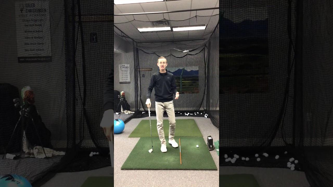 Toss a Ball to Improve your Golf Pivot