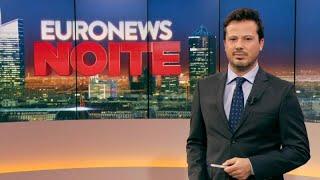 Euronews Noite   As notícias do Mundo de 7 de janeiro de 2020