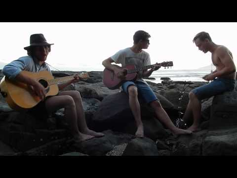 Adventure Sunday - Pyramid (Acoustic) Live @ Gerroa NSW 22/02/2015