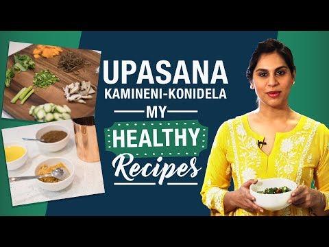 Upasana Kamineni Konidela: Easy and healthy recipes for Weight loss   Pinkvilla