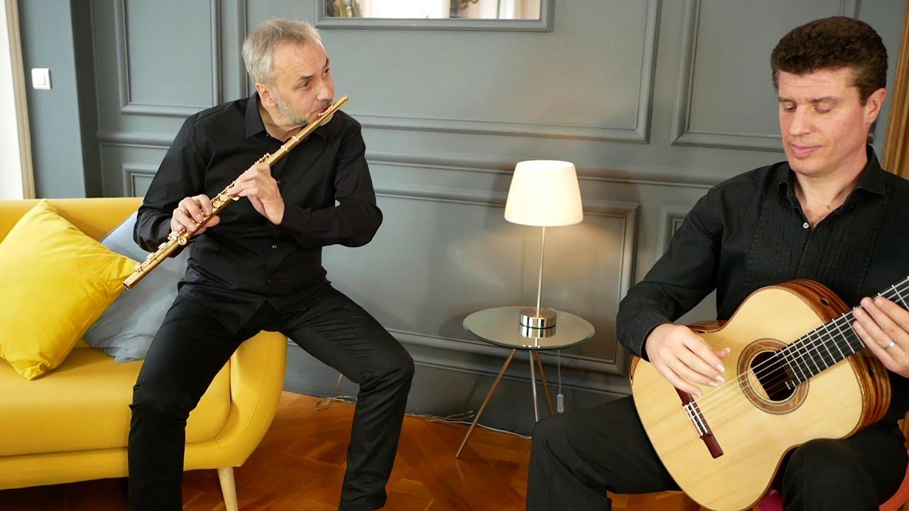 Histoire du Tango (extrait) Philippe Bernold et Emmanuel Rossfelder