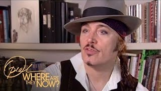 Why New Wave Pioneer Adam Ant Never Took Drugs | Where Are They Now? | Oprah Winfrey Network