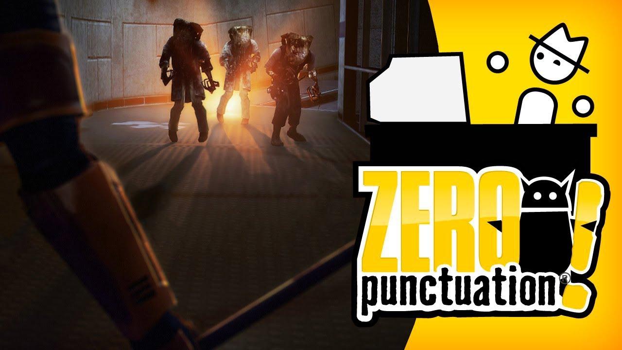 Black Mesa (Zero Punctuation) (Video Game Video Review)