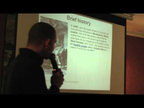 LEE DAVID PRESENTS REGNAL  LAW AND THE WORD PART 1