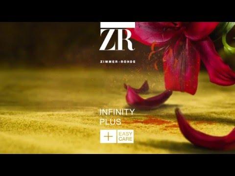 Z+R, Infinity Plus, The technical innovation in Velvets