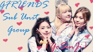 GFriends Sub Unit Group - BEBE (YeSinJi)