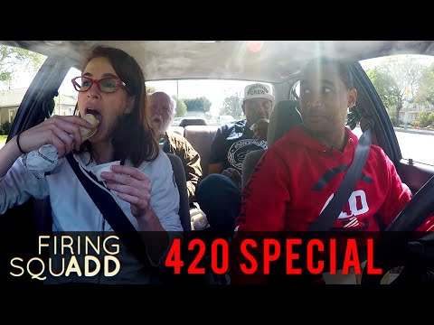 The 420 Special - Firing SquADD ft. Maronzio Vance