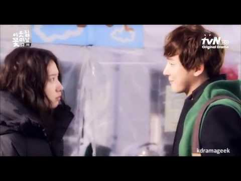 [MV] Flower Boy Next Door- I Want To Date You (Yoon Shi Yoon) with English Lyrics 이웃집 꽃미남