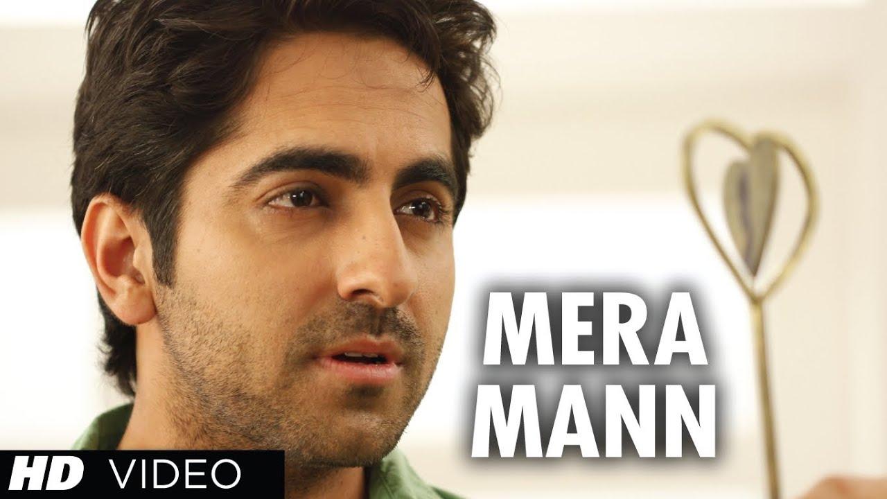 Download Mera Mann Kehne Laga By Falak Nautanki Saala Full Video Song ★ Ayushmann Khurrana,Kunaal Roy Kapur