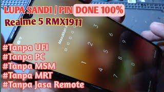 Cara Hard Reset Realme C3 Lupa Sandi, Lupa password Tanpa PC.