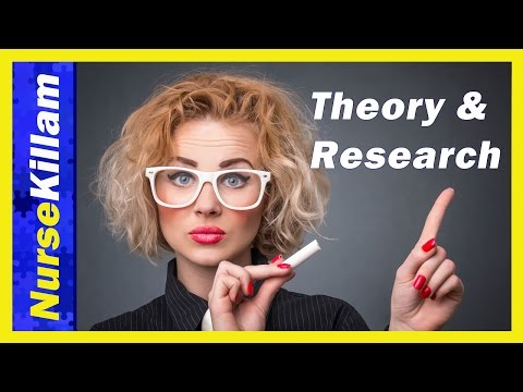 How to support Research with Theoretical and Conceptual Frameworks