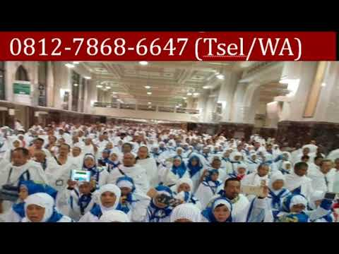 0812-7868-6647 (HP/WA), Travel Umroh Terpercaya di Palembang,