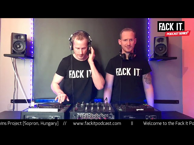 FACK IT.® // Podcast #28 // Twins Project