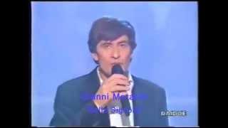 Gianni Morandi ☆¸•★¸•´ Bella Signora (Live) HD
