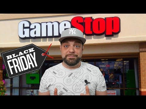 INSANE GameStop Black Friday 2019 Deals + BIG Announcement!