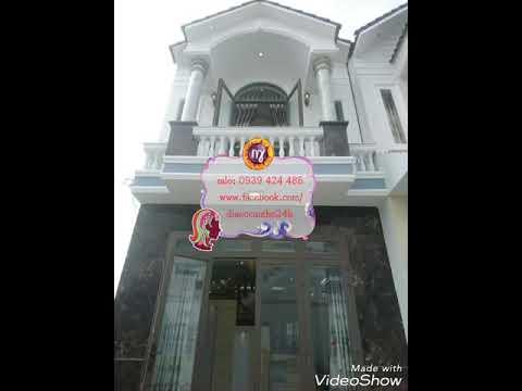 Nhà Bán Cần Thơ | Bán Nhà Trệt Lầu KDC Quân Báo Đường Nguyễn Văn Linh Ninh Kiều TP Cần Thơ