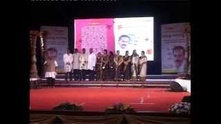 A.N.Prahlada Rao: Crossword Centenery-14 Songs sung by Halibandi, Rajaram and dance