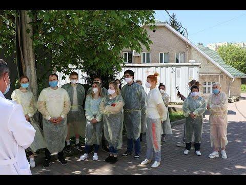 17 хворих на COVID-19 на лікуванні в Закарпатській обласній лікарні