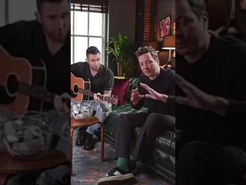 Instant Song Challenge with Adam Levine and Jimmy Fallon
