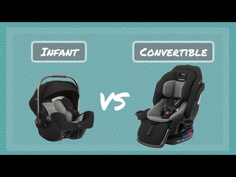 Do I Need An Infant Car Seat? Are Convertible Car Seats Better?