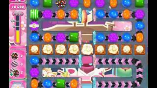 Candy Crush Saga - level 1187 (3 star, No boosters)