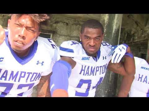 Hampton University Football 2017