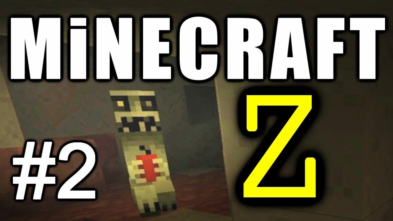 Ep 8. Diários de Minecraft Z: Contando Caso.