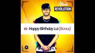 """ADMOW """"HAPPY BIRTHDAY 2.0 """" REVOLUTION_THE ALBUM"""
