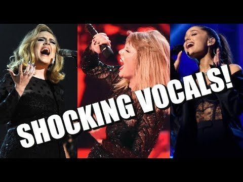 Most AMAZING Vocals by Female Singers