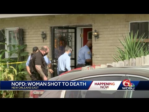 Woman Found Shot, Killed In New Orleans East; NOPD Investigating