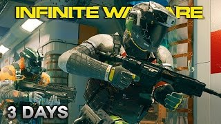 infinite warfare multiplayer is live kinda how some people are playing cod iw online now