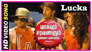VSOP Tamil Movie | Songs | Lucka Song | Arya reveals he still loves Tamanna | Santhanam